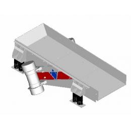 Питатель вибрационный легкий VPL