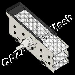Грохот инерционный с движением по кругу VTK